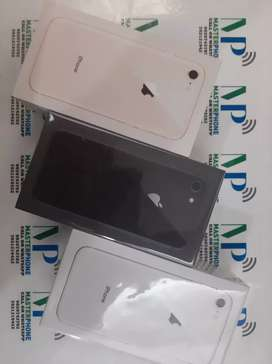 Sealed packed iPhone 8 64GB with warranty