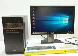 Intel C2d Pro 20''LED Monitor & Service Support
