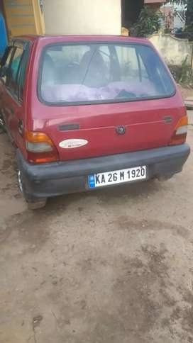 maruti 800 5speed  full condition 911three555nin43