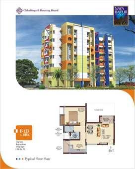 flat for sell- Naya Raipur - Sector 27- 1BHK