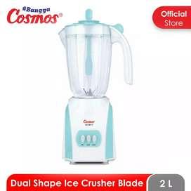 Cosmos Blender Plastik CB 281 P   CB281P 2 Liter