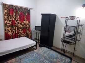 1 bedroom available for rent DHA Karachi