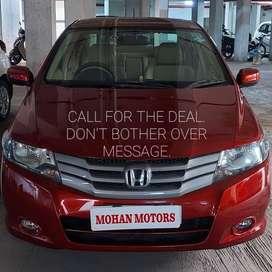 Honda City 2011-2013 V MT Exclusive, 2011, Petrol