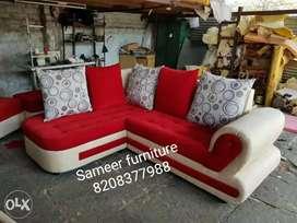 L shape sofa set curnar 158