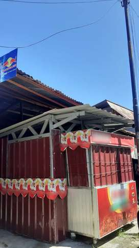 Container dan Gerobak stainless