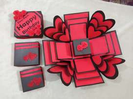 Explosion Gift Box For Birthday And Anniversary (Special Offer)