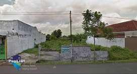 Disewakan Sebidang tanah di Jln. Supriyadi Purwokerto Timur