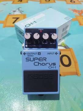 BOSS super Chorus CH-1 mulus like new