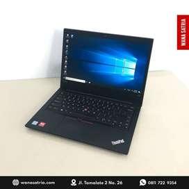 Lenovo Thinkpad E480 Intel Core i7 Gen. 8 RAM 8GB SSD 512GB VGA 2GB