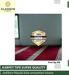 Ready Karpet Masjid Tipe Super Quality Harga Terjangkau Lebih Pantas