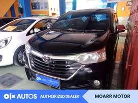 [OLX Autos] Toyota Avanza 1.3 G Bensin M/T 2015 Hitam #Moarr Motor