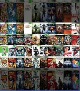 Games DVDs