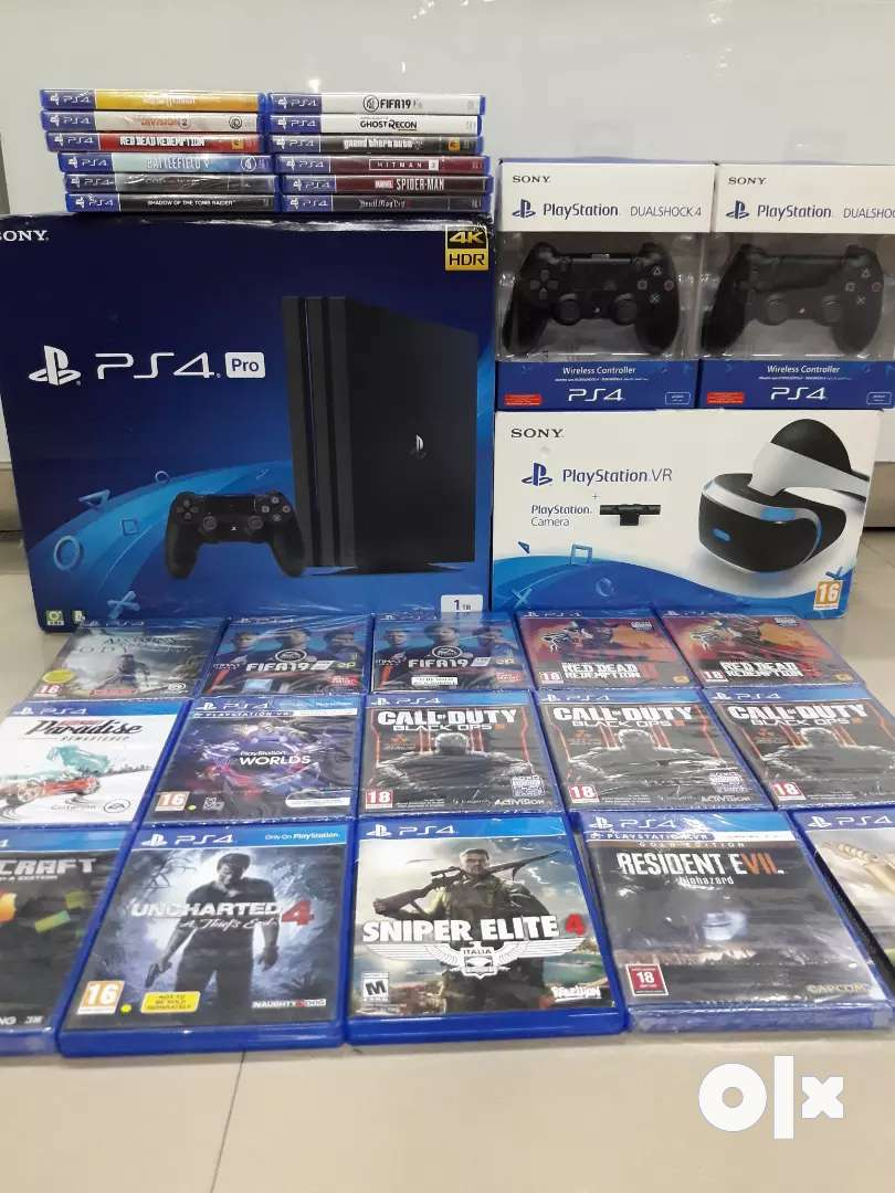 Exchange your old ps3 for ps4 pro brand new 0