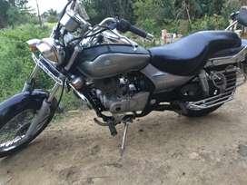 Avenger 200cc , oil cooled