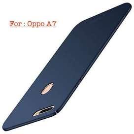 Case Oppo A7 Baby Skin Ultra Slim Hardcase