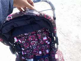 Brand new pram for sale only Rs. 8000