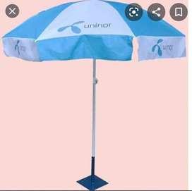 Big Umbrella with Stand