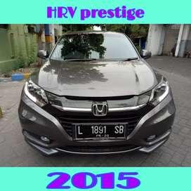 HONDA HRV 1.8 PRESTIGE AT 2015 #Endang