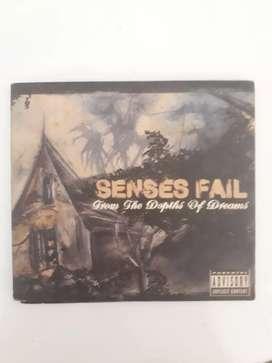 CD Senses Fail : From the dephts of dreams