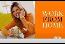Data entry job on-line/off-line part time job from home