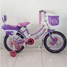 Sepeda anak cewek new