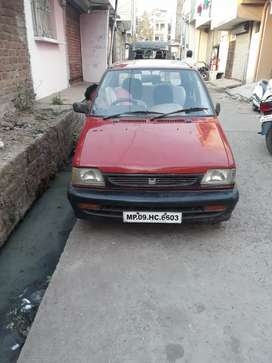 My car sell maruti 800