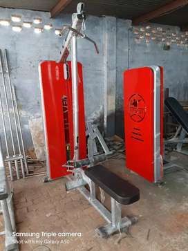 New fully commercial gym (BELLY SPORTS)