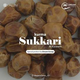 Kurma Sukari Reject (Kering bgt) 3kg