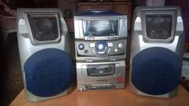 MP3 with audio n radio