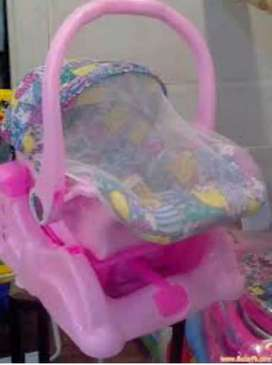 New born baby 3in1 baby carry cot