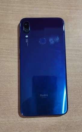 Redmi note 7 pro ( Neptune Blue, 64GB, 4GB RAM)