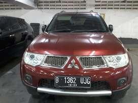 Mitsubishi pajero dakar 2012 matic diesel gress tdp 45 jt angs 6 jt an