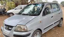 Hyundai Santro 2007 good condition 50&55000 Vale time pass Na kare