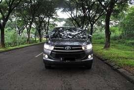 Toyota Innova 2.4 G AT Diesel 2016 Warna Abu-abu Metalik