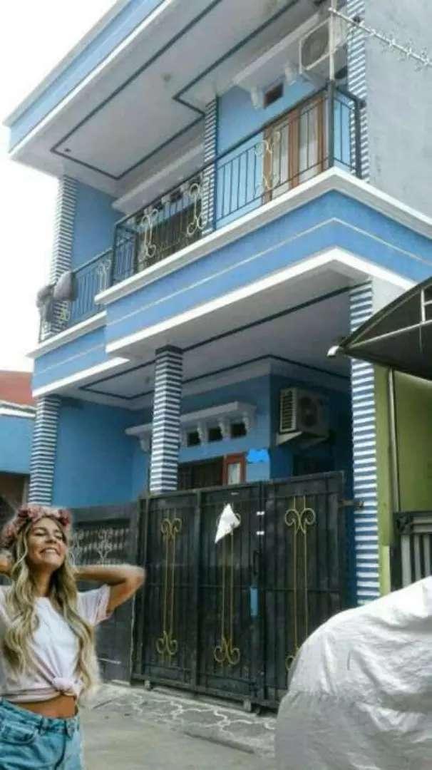 Unit Murah Rumah 2Lt Pondok Ungu Permai, Harapan Indah 0