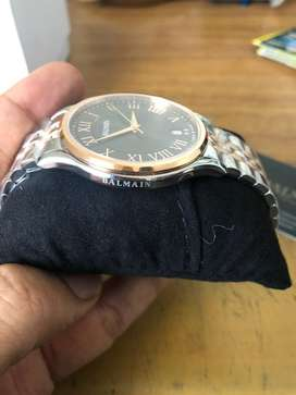 Watch : Brand Balmain : Swiss Watch : Brand New