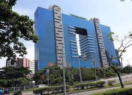 Sewa Office Space  110m2   di Hermina Office Tower, Kemayoran