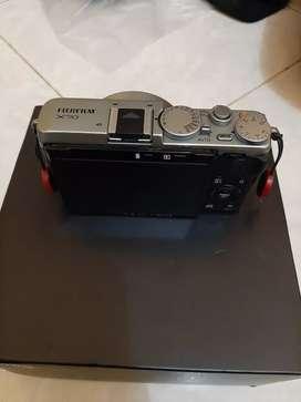 Fujifilm X70 fullset