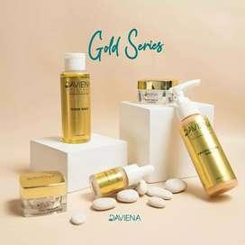 DAVIENA SKINCARE GOLD SERIES