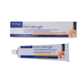 Nutri Plus Gel 120 gram nutriplus vitamin anjing kucing hewan