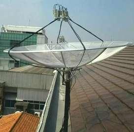 Parabola TV Tanpa Iuran Bulanan Selama nya Tersedia Lengkap
