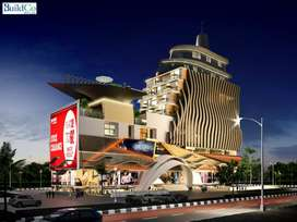 Main commercial market for rent PWD   road Plaza