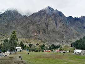 Land for sale in hunza valley