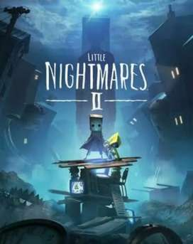Little Nightmares 2 ps4 and ps5 all games avail