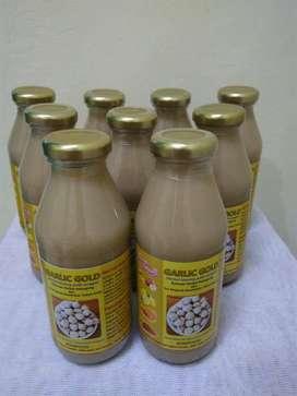 Herbal Garlic Gold