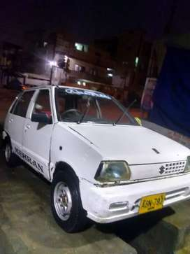 Mehran white good condition