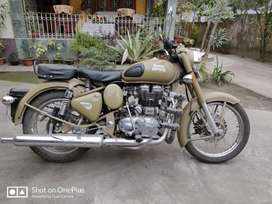 Royal Enfield Classic 500. Excellent condition.