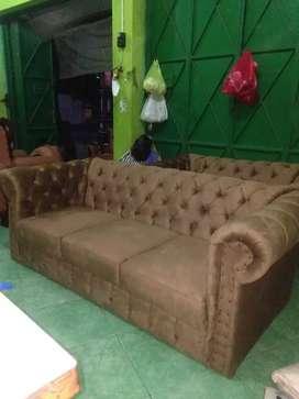 Sofa ruang tamu langsung dari pengrajin
