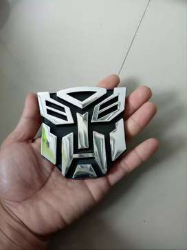 Emblem transformer mantap