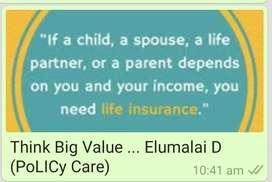 LIC Deva Elumalai (LIC and Star Health Insurance)